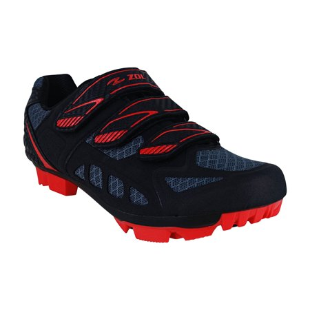 Zol Predator MTB Mountain Bike and Indoor Cycling (Best Mtb Clipless Shoes)