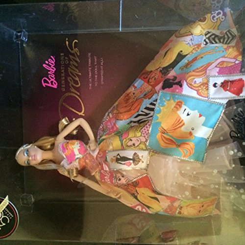 Barbie Pink Label - Generations of Dreams Collector's Doll
