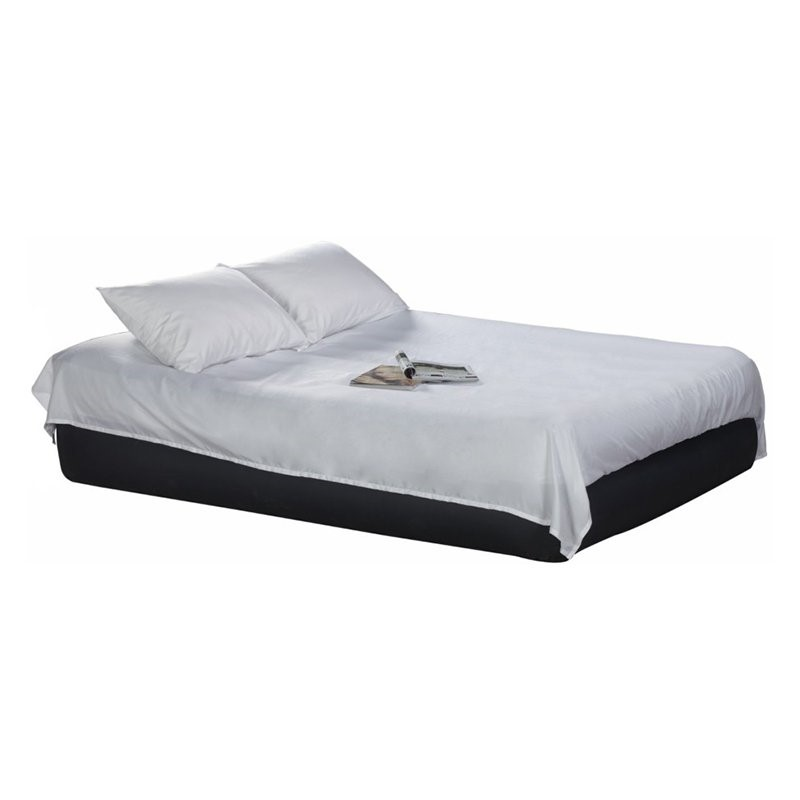 Image of Bed Essentials White Microfiber Airbed Sheet Set