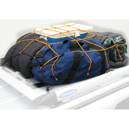 Product of HitchMate 24-in x 36in Cargo Stretch Web and Bag with 12 Hooks - [Bulk Savings] ()