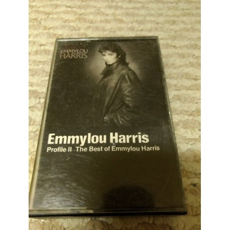 EMMYLOU HARRIS Profile II The Best Of CASSETTE TAPE Warner Bros Records