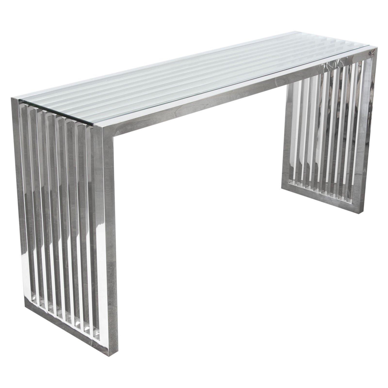 Diamond Sofa SOHO Rectangular Console Table