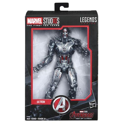 Marvel Studios: The First Ten Years The Avengers 2 Ultron Action Figure by Hasbro