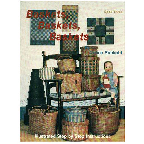 Commonwealth Basket, Baskets, Baskets, Baskets Book Three