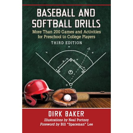 - Baseball and Softball Drills - eBook