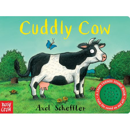 Cuddly Cow: A Farm Friends Sound Book (Board Book)