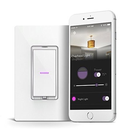 Idevices Idev0009 Wifi Smart Dimmer Switch Works With Alexa Homekit Google Home