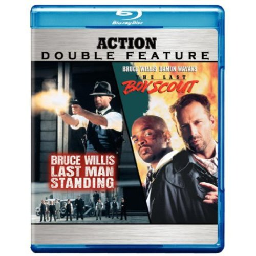 The Last Boy Scout / Last Man Standing (Double Feature) (Blu-ray) (Widescreen)