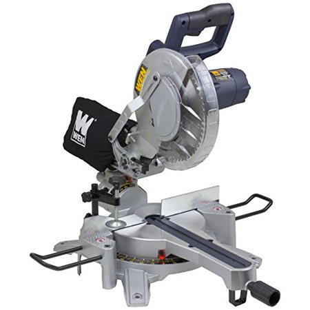 Sliding Compound Miter Saw A Spacious Worktable - 15 Amp 5500 RPM 10