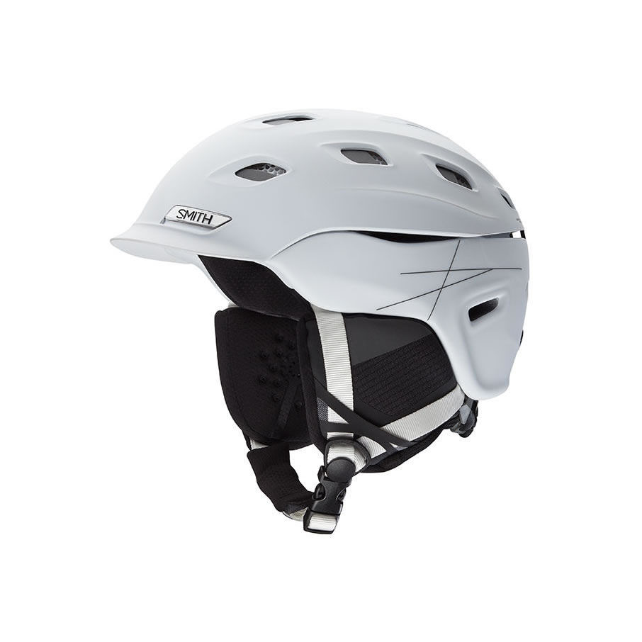 Smith Optics Vantage Snow Helmet H16-VAMWLG-Matte White-Size Large by Unassigned