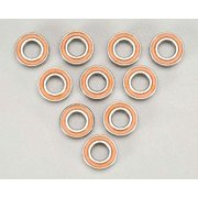 PANTHER PRODUCTS B816510R Rubber Shielded Bearing 8x16x5 (10) Multi-Colored