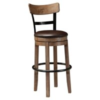 Signature Design by Ashley Pinnadel Wood Bar Stool by Ashley Furniture