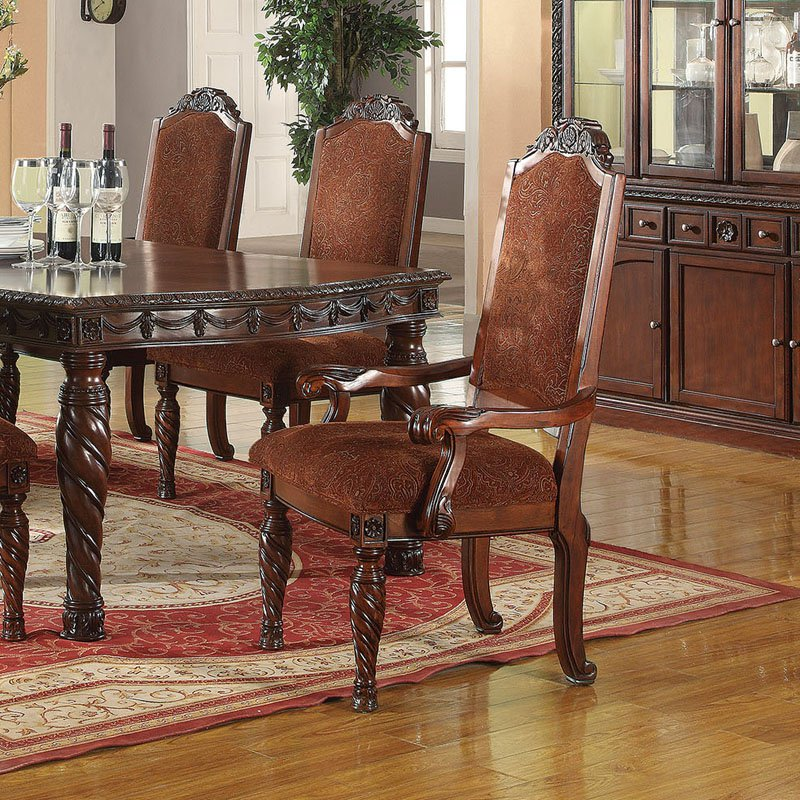Acme Furniture Quimbly Dining Armchairs Set of 2 by