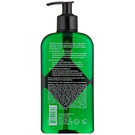 Best Jack Black True Volume Thickening Shampoo, 16 fl.oz. deal