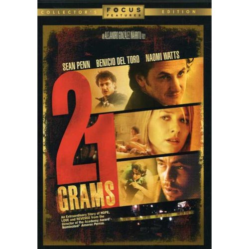 21 Grams (Collector's Edition) (Widescreen, COLLECTORS)