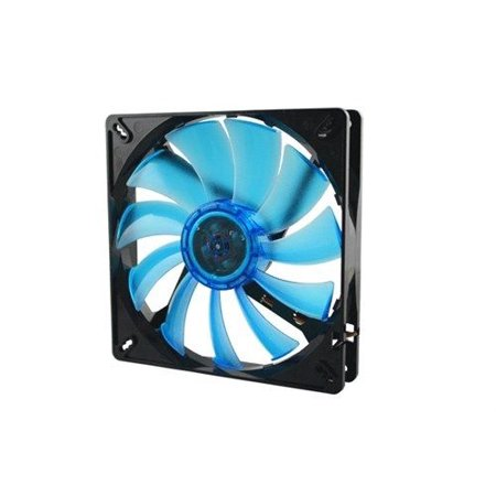 Deals GeLid FN-FW14B-12 Wing 14 UV Blue 140mm PC Computer Gamer Case Fan Before Special Offer Ends