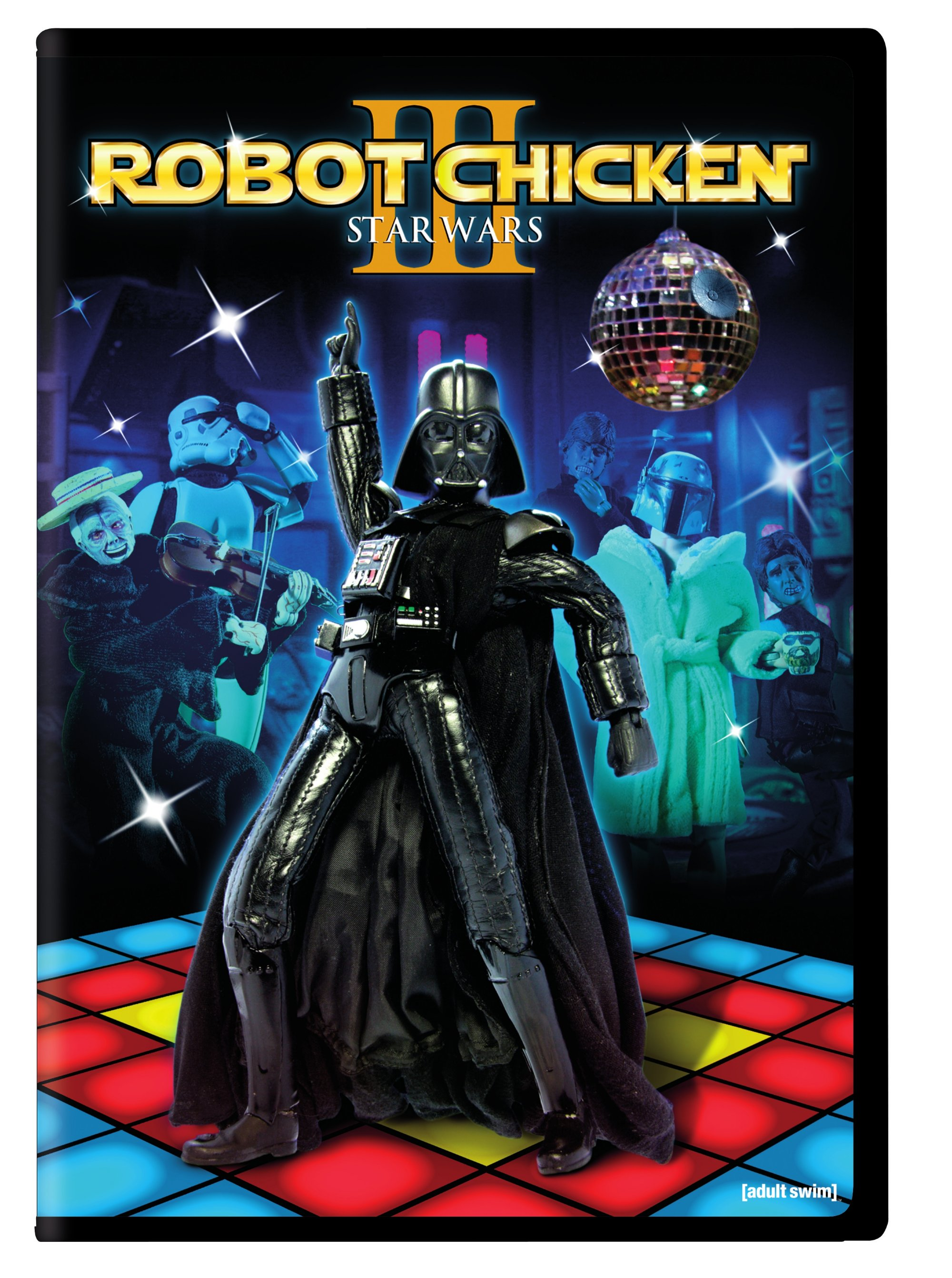 Robot Chicken Star Wars: Episode III (DVD) by WARNER HOME VIDEO