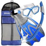 Icon Sea Breeze Proflex Gear Bag, Blue, Large