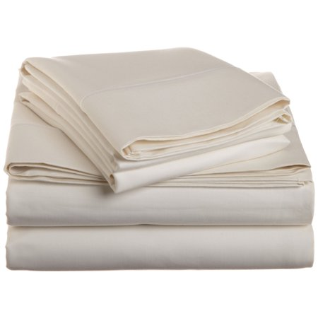 1500 thread count california king bed sheet set solid deep pocket