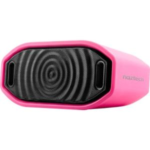 Naztech Hypnotic Wireless Speaker System - Pink