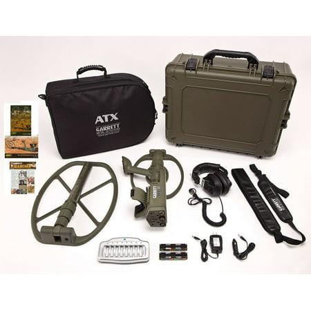 Garrett Metal Detectors 1140820 ATX Deepseeker Package by