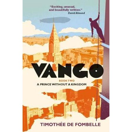 Vango Book Two: A Prince Without a Kingdom (Vango 2)