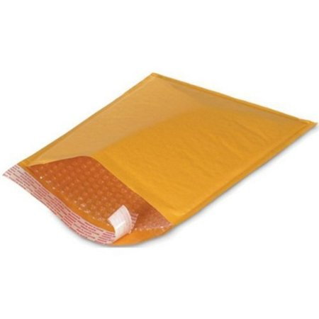 - Yen's 200 #2 Kraft Bubble Envelopes Mailers 8.5 X 12 (Inner 8.5x11)