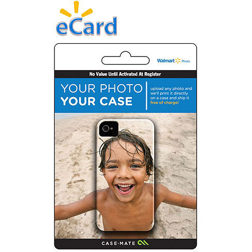 (Email Delivery) Custom Case-Mate Apple iPhone 4/4s Photo Case
