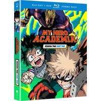 My Hero Academia: Season Two - Part Two (Blu-ray + DVD + Digital Copy)