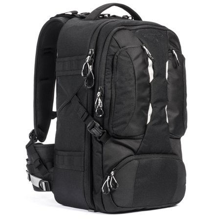 Tamrac ANVIL 27 Photo DSLR Camera and Laptop Backpack (Black) - T0250-1919
