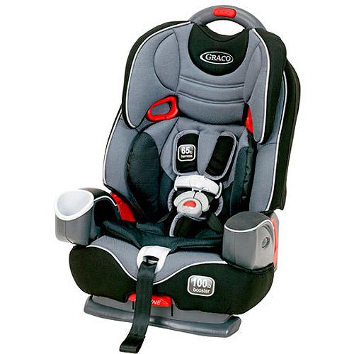 Graco - Nautilus 3-in-1 Multi-Use Car Seat, Bravo