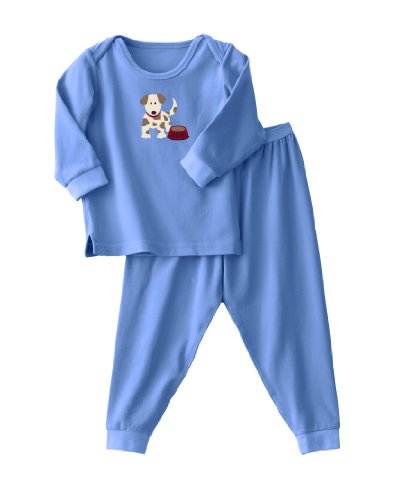 Halo Baby Boys ComfortLuxe Two Piece Set Multi-Colored