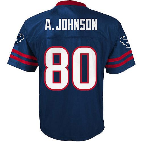 NFL - Boys' Houston Texans Andre Johnson Jersey