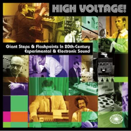 High Voltage Set - HIGH VOLTAGE [VARIOUS ARTISTS] [CD BOXSET] [3 DISCS]