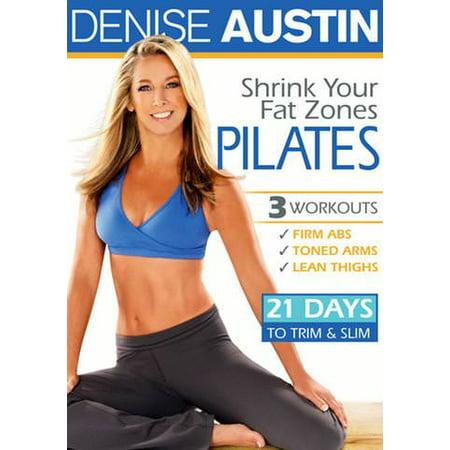Denise Austin: Shrink Your Fat Zones Pilates (Austin Powers Fat Bastard)
