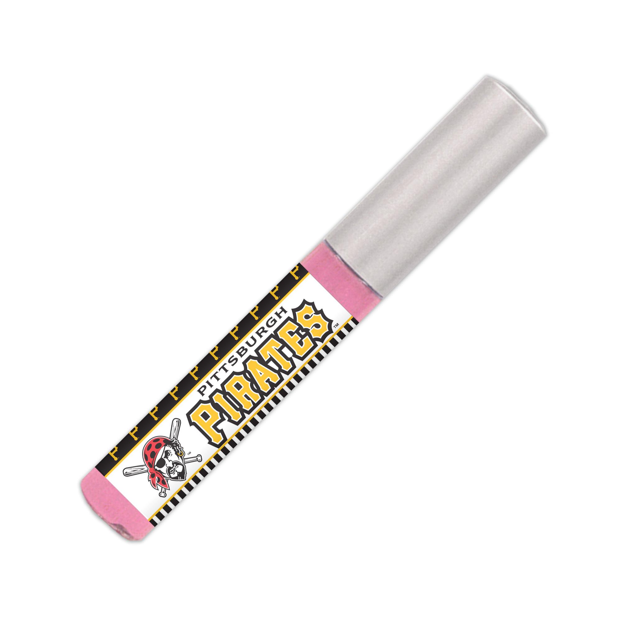 Pittsburgh Pirates Bubble Gum Lip Gloss - No Size
