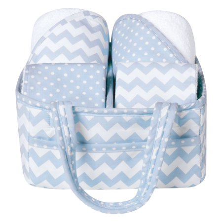 Blue Sky 5 Piece Baby Bath Gift Set