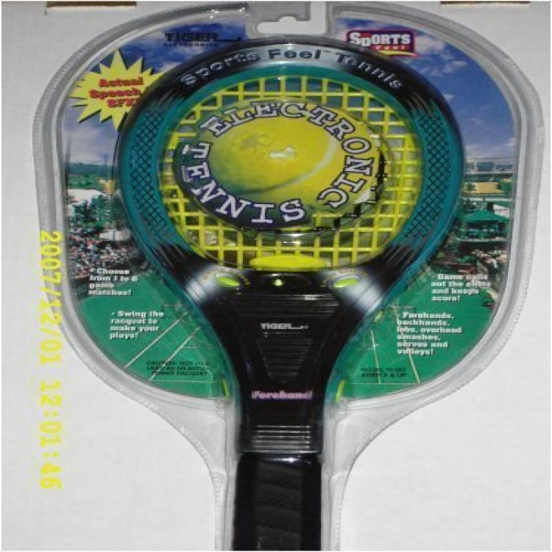 Electronic Handheld Tennis: Sports Feel Games by