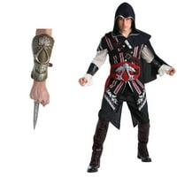 Assassin's Creed: Ezio Adult Costume Bundle Set - X-Large
