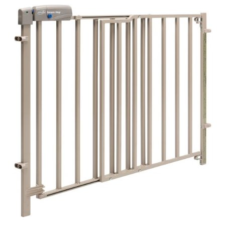 Evenflo Secure Step Top Of Stairs Gate Walmart Com
