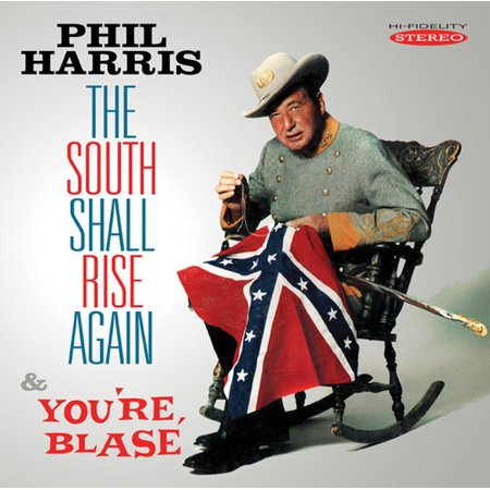 South Shall Rise Again & You're Blase (CD)