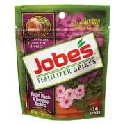 Jobes Easy Gardener 6105 Potted Plant & Hanging Basket Fertilizer Spikes 6-18