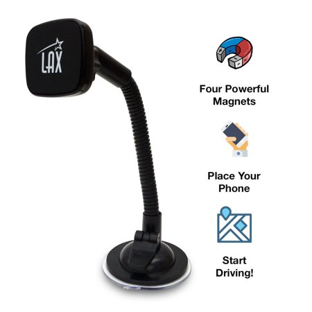 Lax Magnetic Car Mount Review