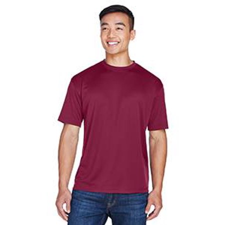 8400 Uc Mens Performance Tee Shirt Maroon Xs - image 1 de 1