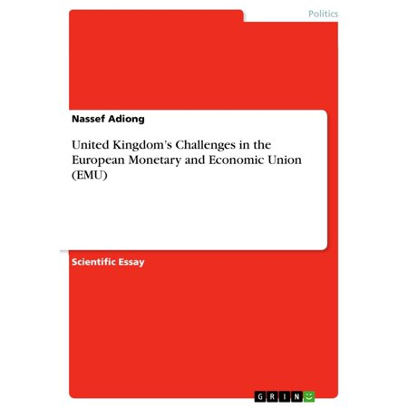 United Kingdom's Challenges in the European Monetary and Economic Union (EMU) -