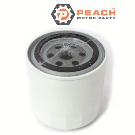 - Peach Motor Parts PM-35-802893Q01  PM-35-802893Q01 Fuel Filter, Water Separator (10 Micron) (3.75 Inches Tall); Replaces Mercury Marine®: 35-802893Q, 35-802893Q01, 35-802893T, 35-805269, 35-807172, 35