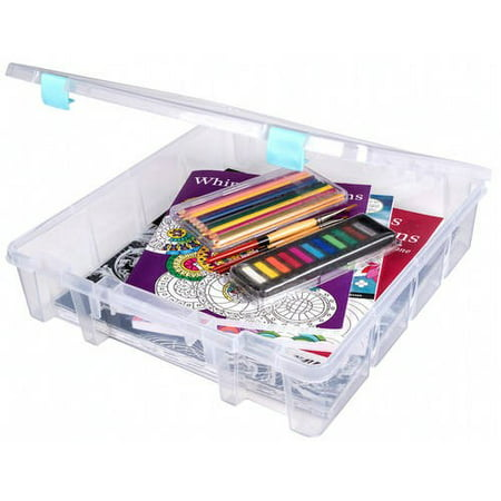 Flambeau Essentials Craft Supply Box, 1 Each](Craft Storage Containers)