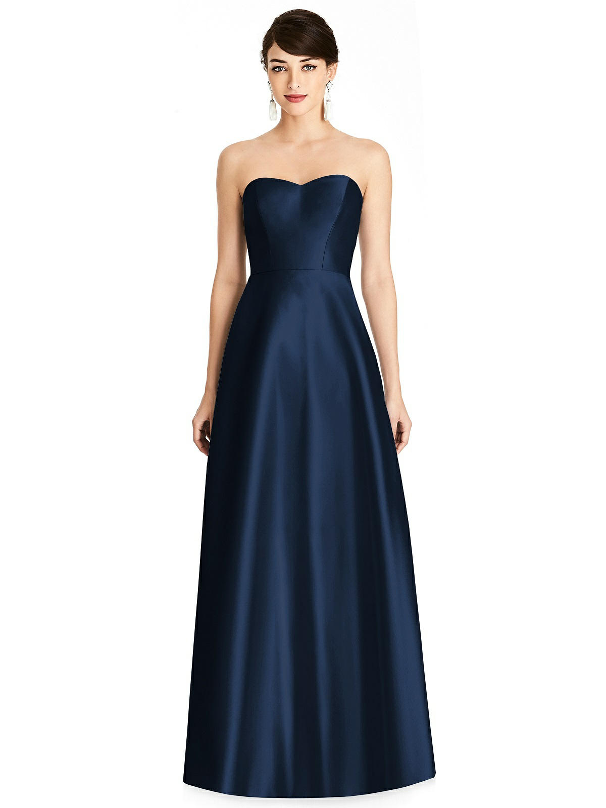 Alfred Sung Dress Style D748