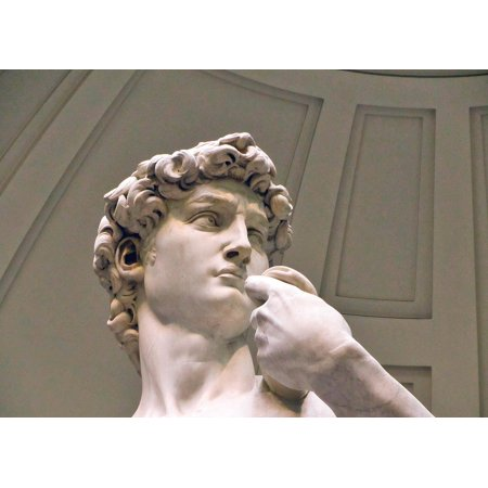 - Peel-n-Stick Poster of Italy David Statue Miguel Angel Florence Fine ArtsPoster 24x16 Adhesive Sticker Poster Print