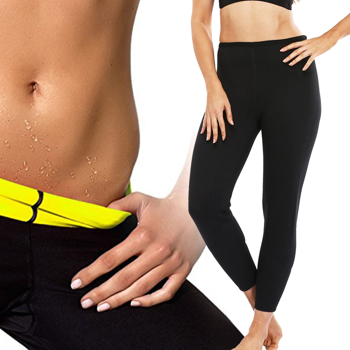 Vest and Pant Slimming Woman Shapers Slimming Training Gym